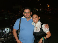 With Johanna Castañeda:Jimmy Bosch Singer