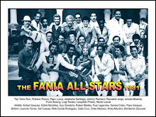 Fania All Stars 1981 Poster