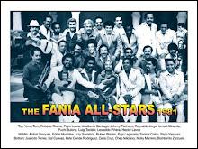 Fania All Stars 1981 Poster