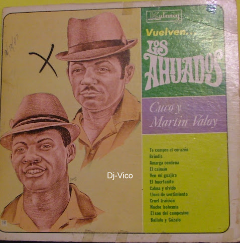 Los Ahijados Cuco Y Martin Valoy :Vuelven