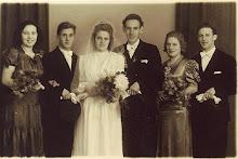 Hochzeitsfoto meiner Eltern