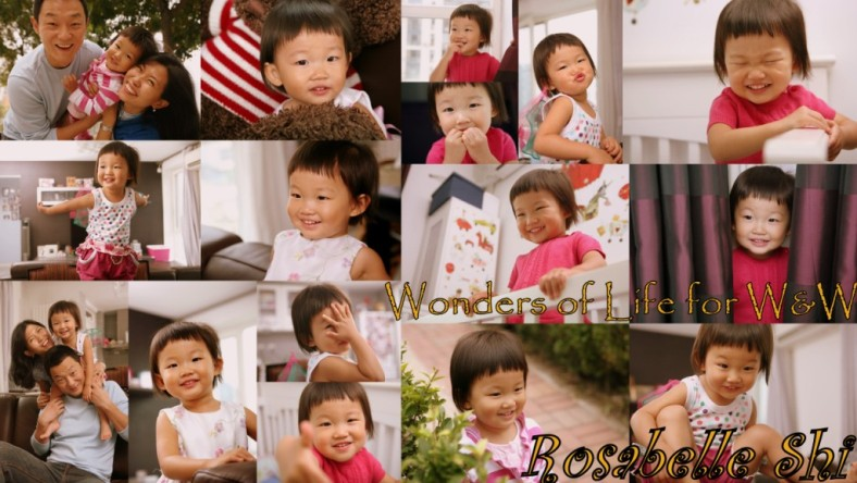 Wonders of Life for W&W - Rosabelle Shi~~石玥