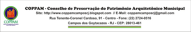 COPPAM - Conselho de Preservação do Patrimônio