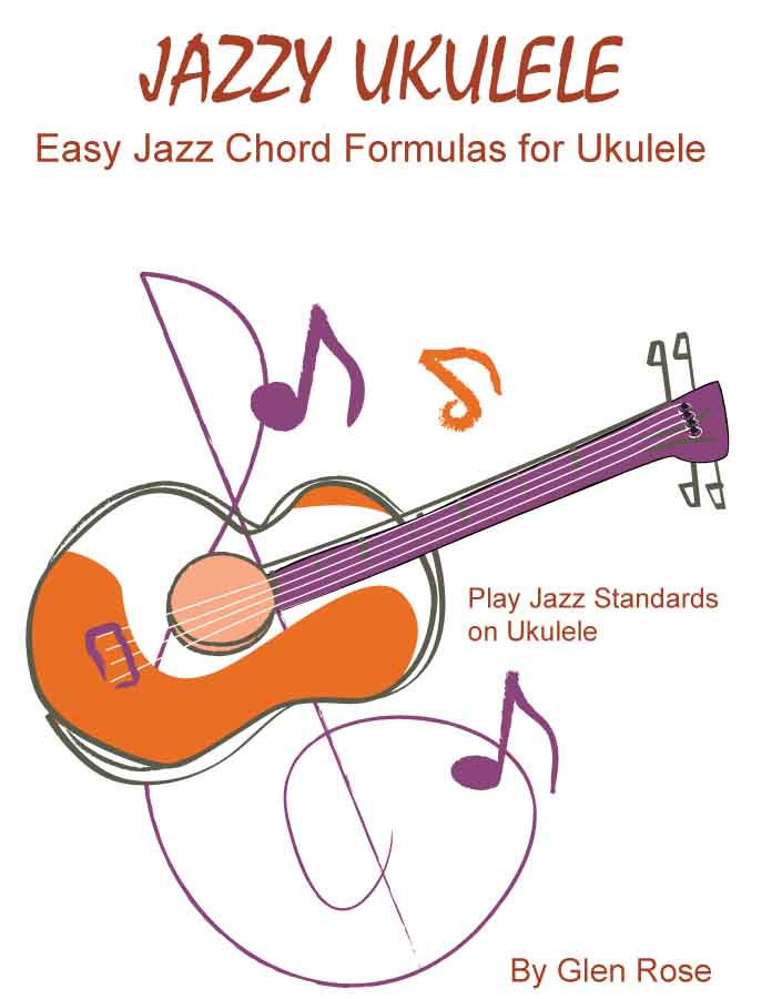 Lamb Chops Ukulele Cookin Jazzy Ukulele Jazz Standards Book By