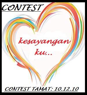 CONTEST KESAYANGAN KU