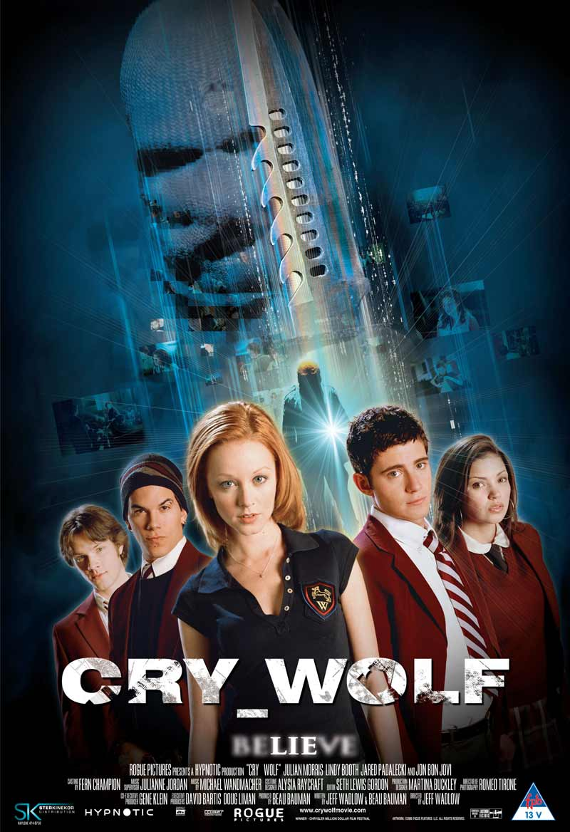 Pelicula thriller de asesinatos Cry%2Bwolf