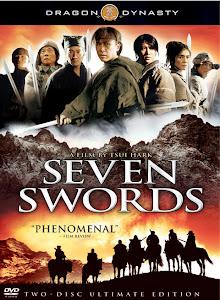 Thất Kiếm - Seven Swords poster