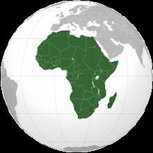 Egipto pertenece al continente de Africa