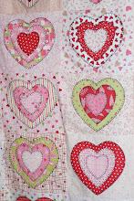 Sherrie's V-Day Quilt