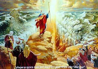 Bukan Nabi Musa Yang Membelah Laut Merah?