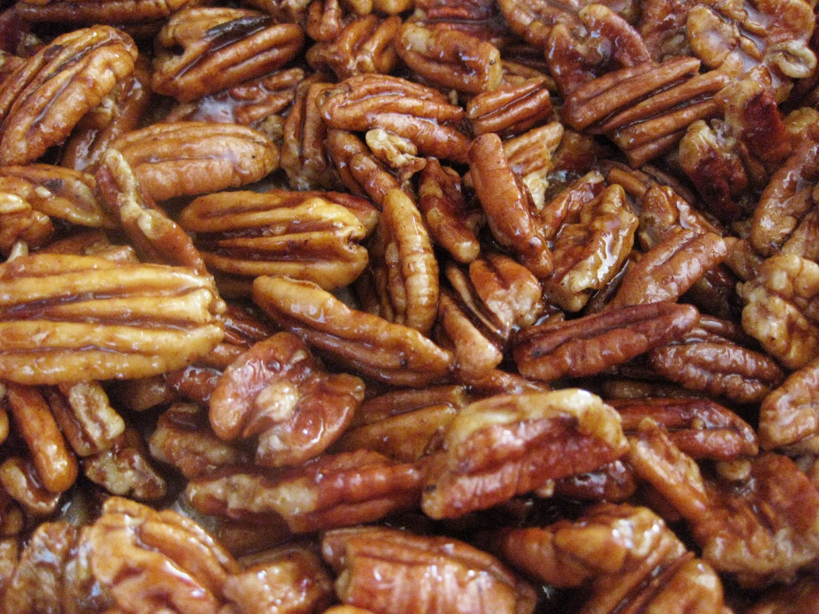 not to be confused with sweet cinnamon pecans these pecans are spicier ...
