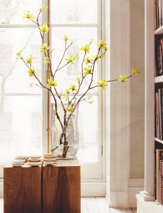 The Glam Lamb Branch Y Floral Arrangements