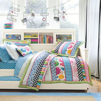 Pottery Barn Teen Girl Bedding