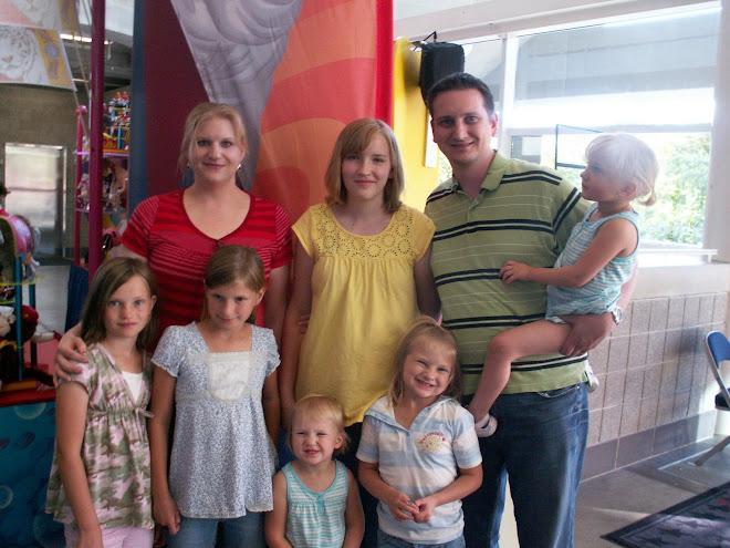 Our Family September 2008
