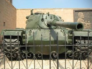 دبابات القتال الرئيسية في الجيش المغربي M48