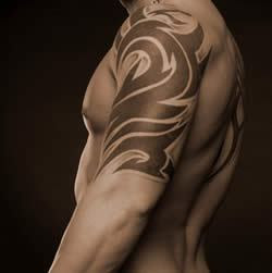 Tribal Elk Tattoo http://about-good-life.blogspot.com/