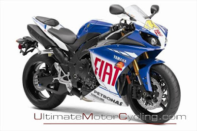 Modification Motor Yamaha Fiat Moto GP