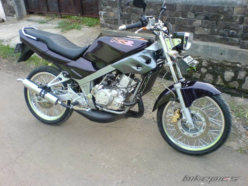 Image of Modifikasi Kawasaki Ninja 150