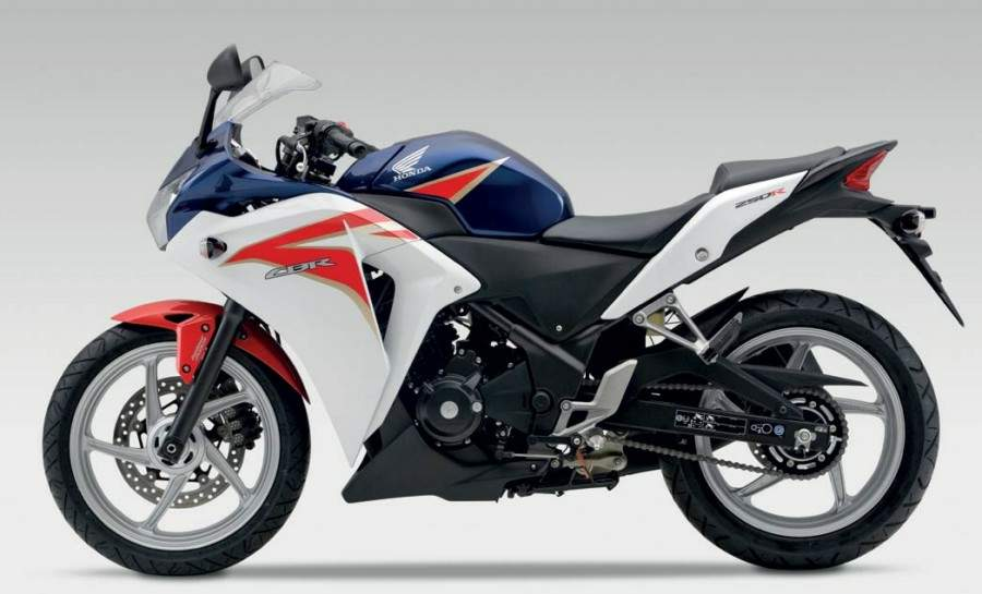 New Honda Cbr 2010 Motor Cycles Sports
