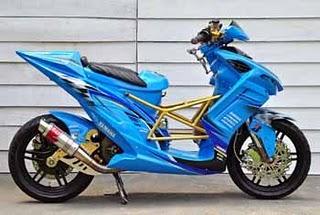 Modif Yamaha Mio 2010 Motor Cycles Sports