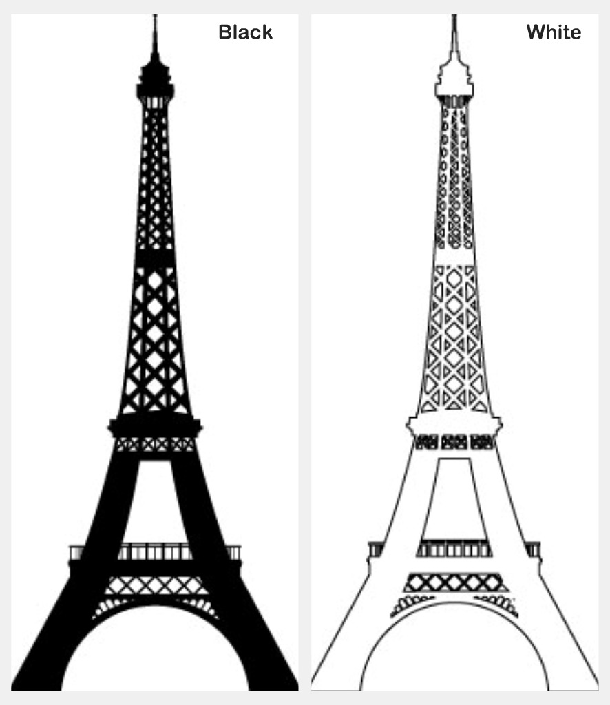 Interiorinstyle blog 5 star ratings for interiorinstyle 39 s for Eiffel tower wall mural black and white