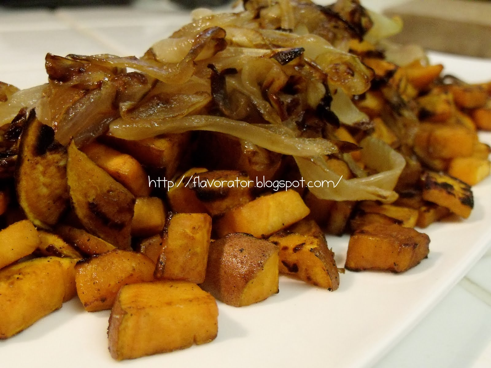 Sweet Potato Hash Recipe — Dishmaps