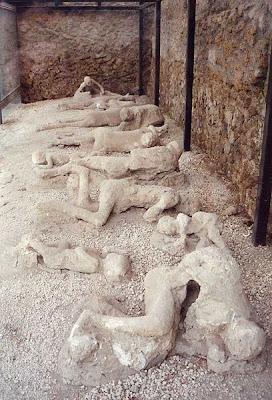 Tragedi Kota Pompei Kota Laknat Yang Pernah Ada