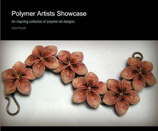 polymer artists showcase book polymer clay