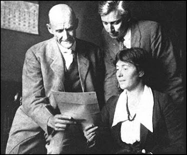 Debs, with Max Eastman and Rose Pastor Stokes