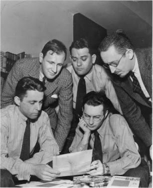 Partisan Review editors, 1938