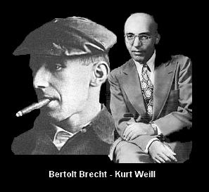 Brecht and Weill