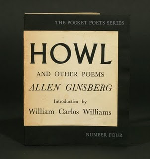 &#39;Howl&#39; by Allen Ginsberg