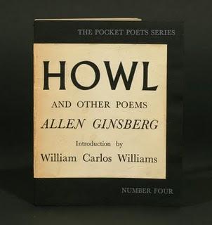 'Howl' by Allen Ginsberg