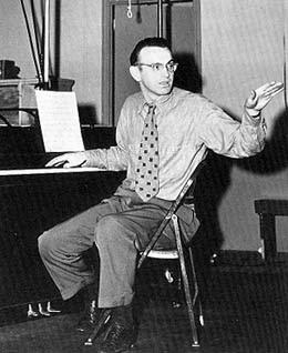 Earl Robinson, ca 1940s