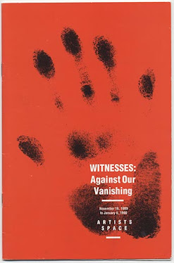 'Witnesses: Against Our Vanishing'