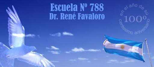 Escuela 788 Dr. Rene Favaloro