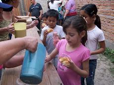 El pasado 16 de Agosto Fetejamos el Día del Niño