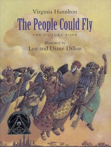 Virginia hamilton the people could fly