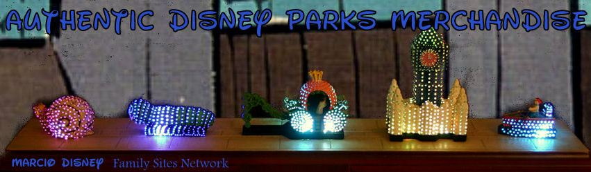 The Authentic Disney Parks Merchandise Blog