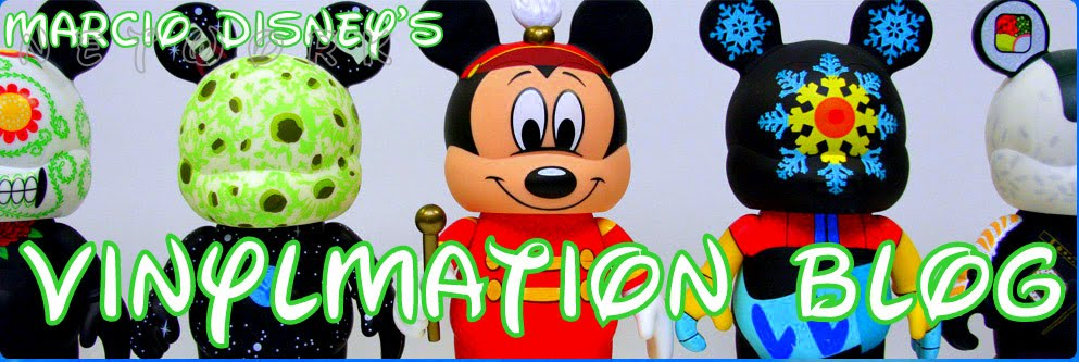 The Disney Vinylmation Blog