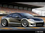 Mitsubishi Eclipse GT Tm. Volkswagen Scirocco TM