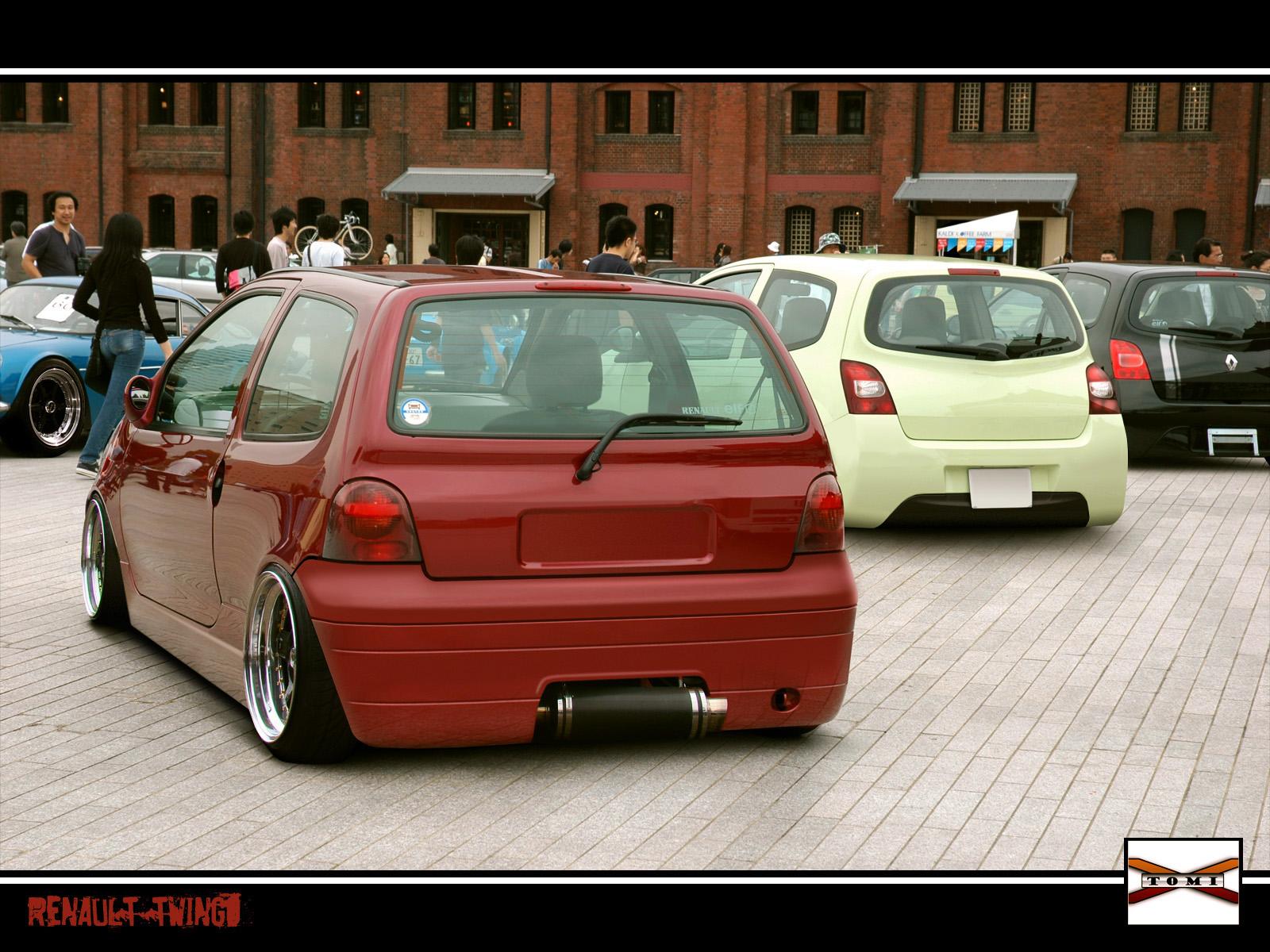 Renault Twingo Group M C A Solata