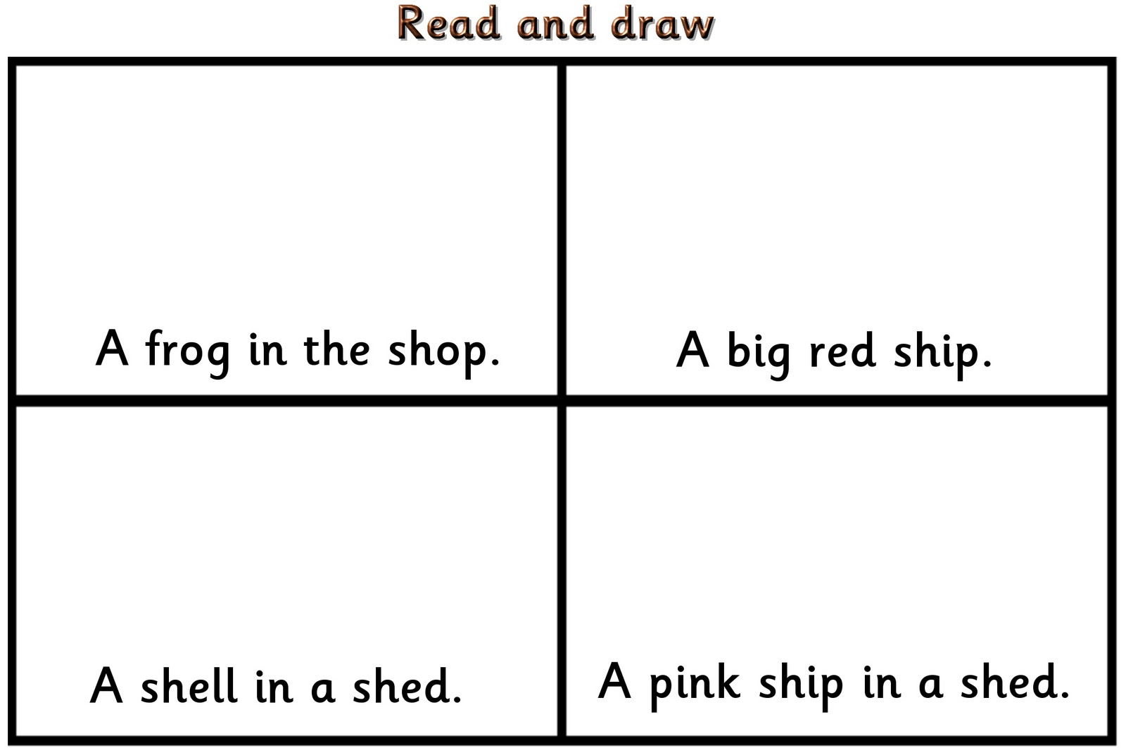 Phonics Worksheets Phase 4 In Addition Worksheets There Their They Re ...
