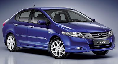 Honda City 2009