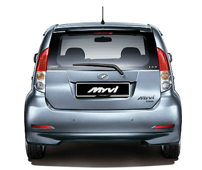 New Perodua Myvi Wallpaper 3