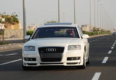 Audi A8 2008 Wallpaper 1