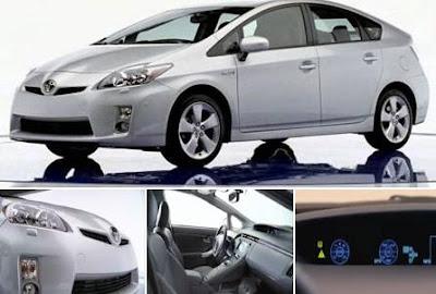 New Toyota Prius 2009