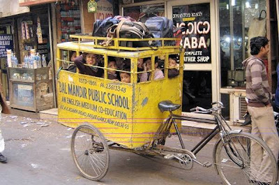 Pakistan School Bus 1
