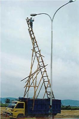 Ladder Joke