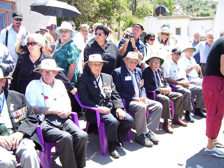 Pilgrimage 2006 - at Galatas